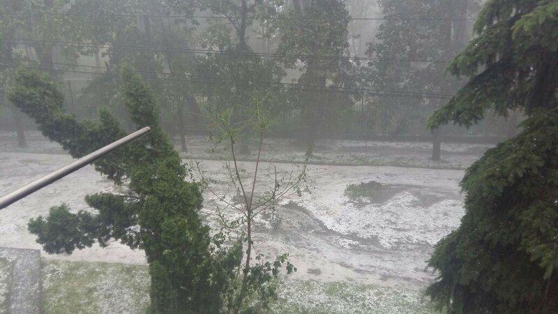 наводнение во Влдаикавказе