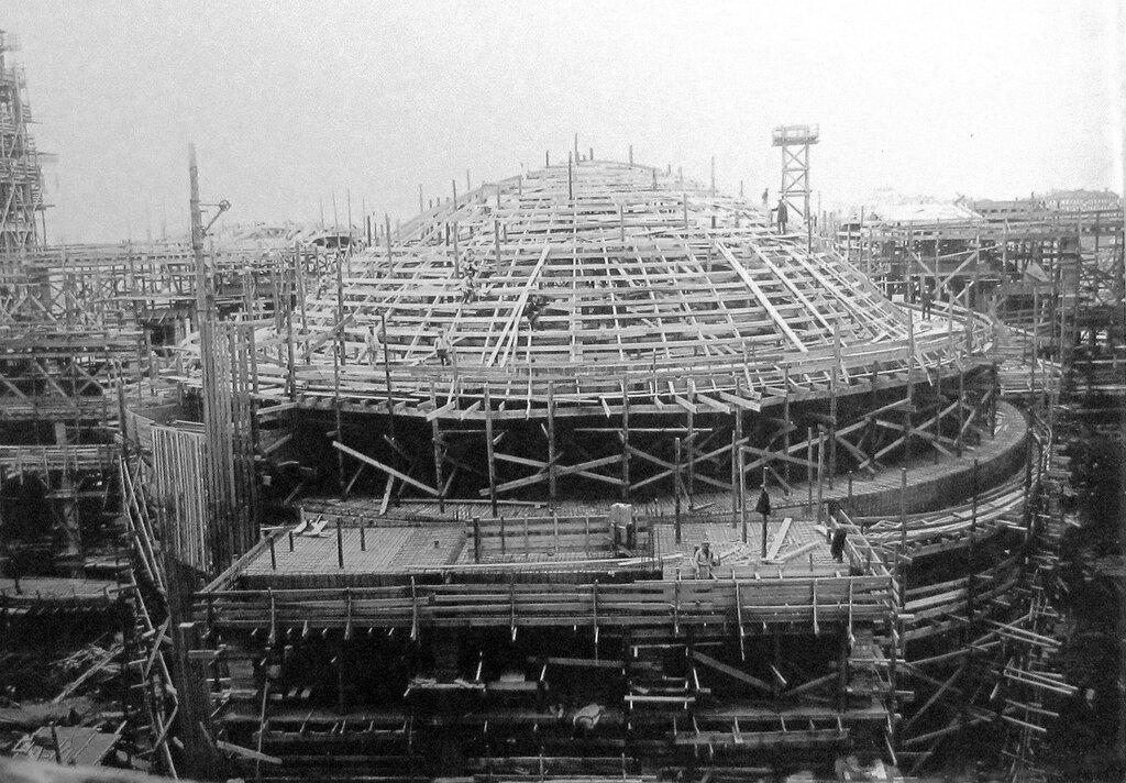 291173 Обрешётка крыши клуба 1930.jpg