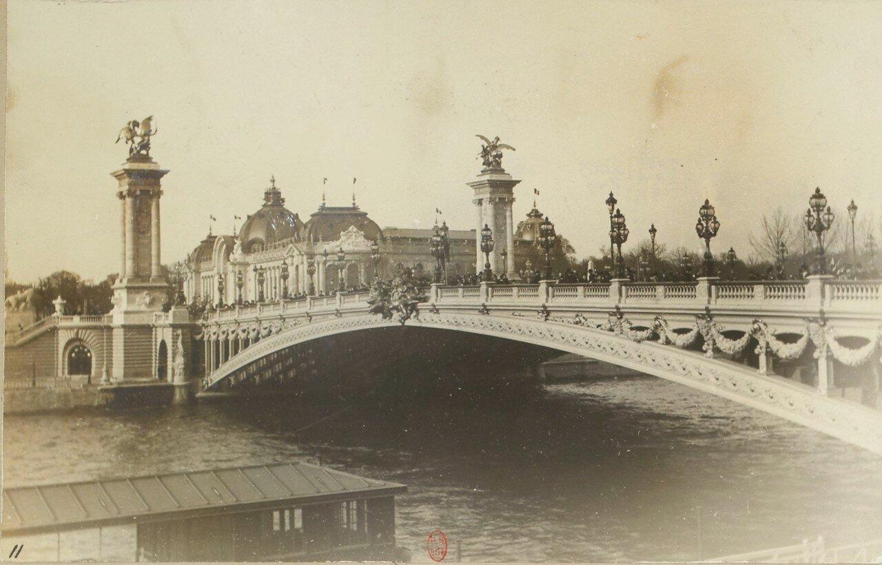 07. Мост Александра III и Большой дворец