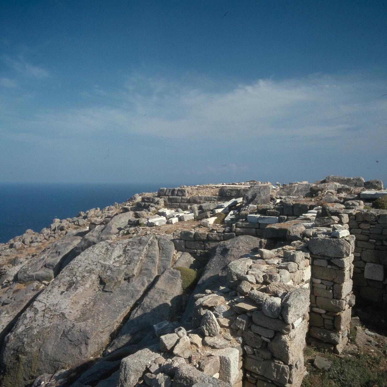 Делос. Храм Зевса и Афины.III в. до н.э.