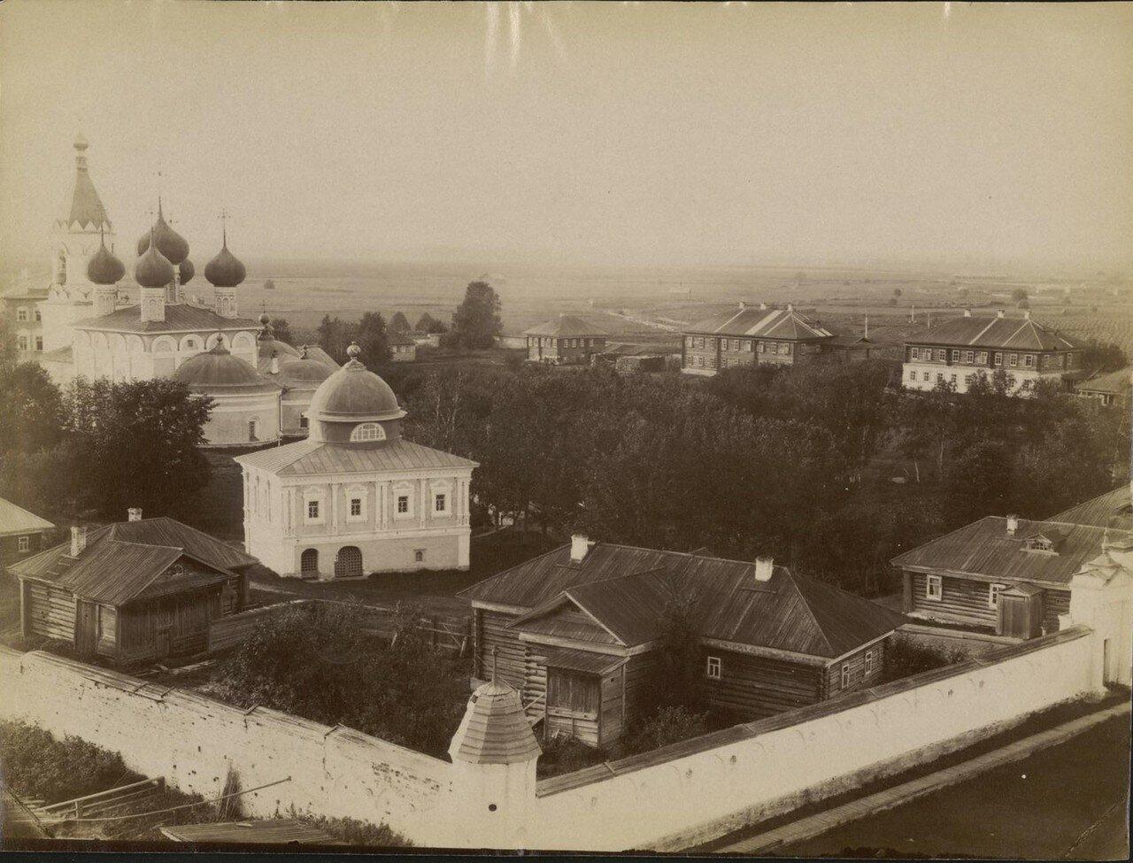 Вологда. Горний монастырь
