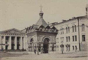 25. Часовня св. Сергия у Гостиного двора