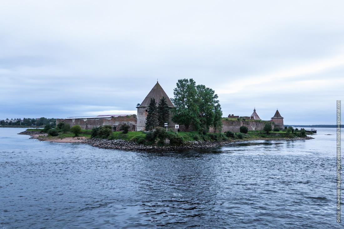 крепость Орешек фото