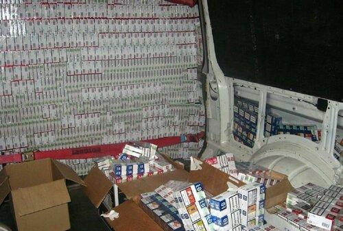 Украинское посольство попыталось провести сигареты в Венгрию
