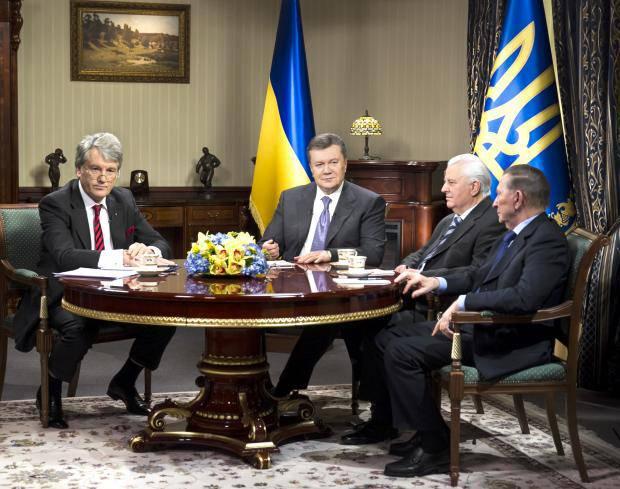25 лет Независимости Украины: Как менялась зарплата Президента