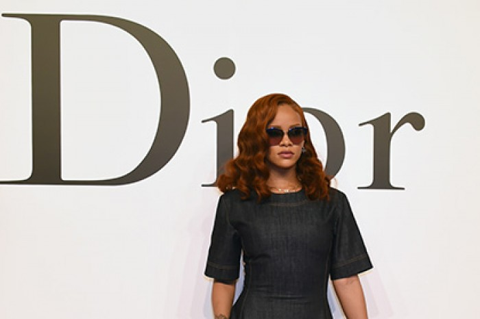 Очки от Dior под авторством Рианны