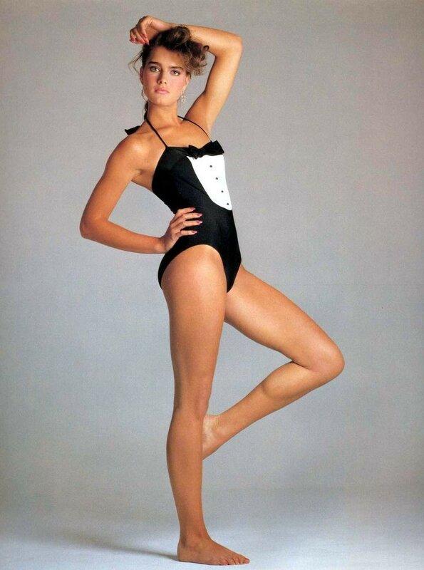 Брук Шилдс, 1982