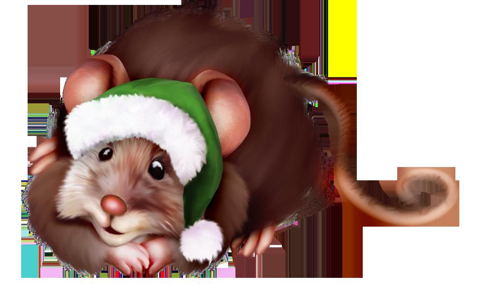 Картинки новый год мыши, днем рождения лет