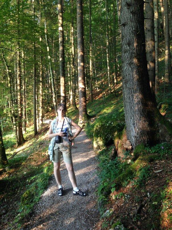 Гулять вокруг Штробля