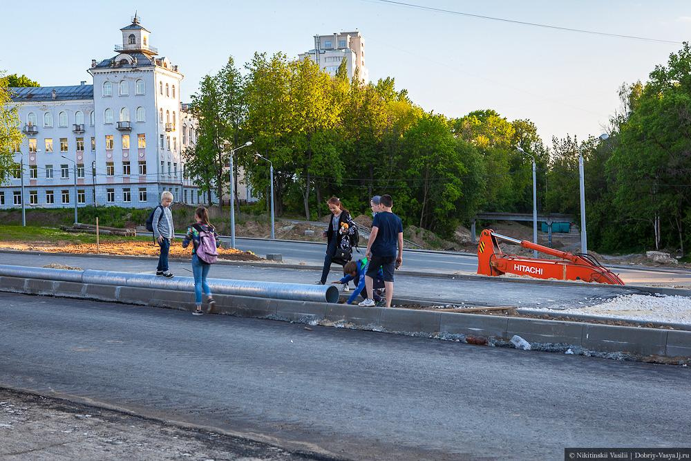 Как ремонтируют мосты в провинции