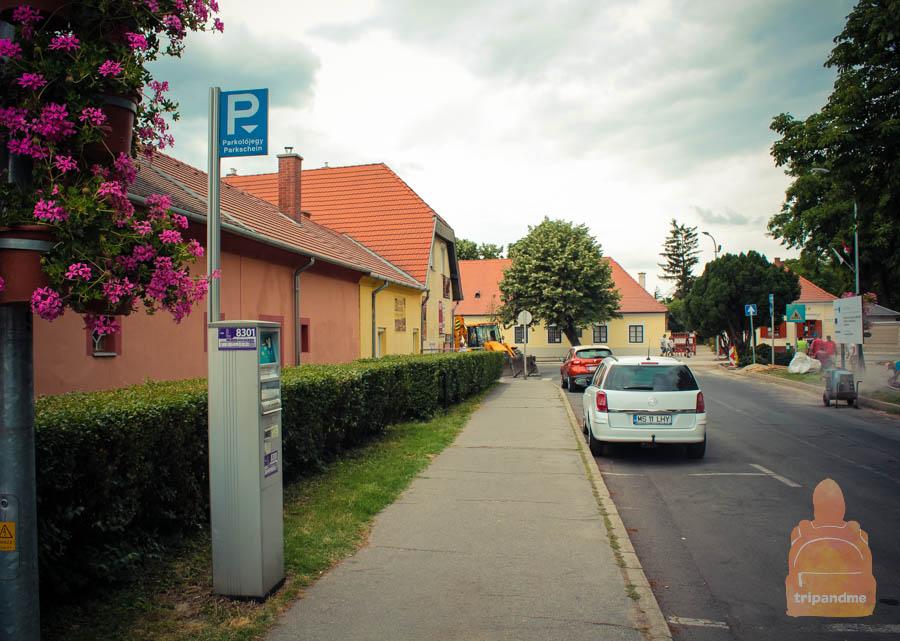 """Знак """"Парковка"""" такой же, как и в других странах"""
