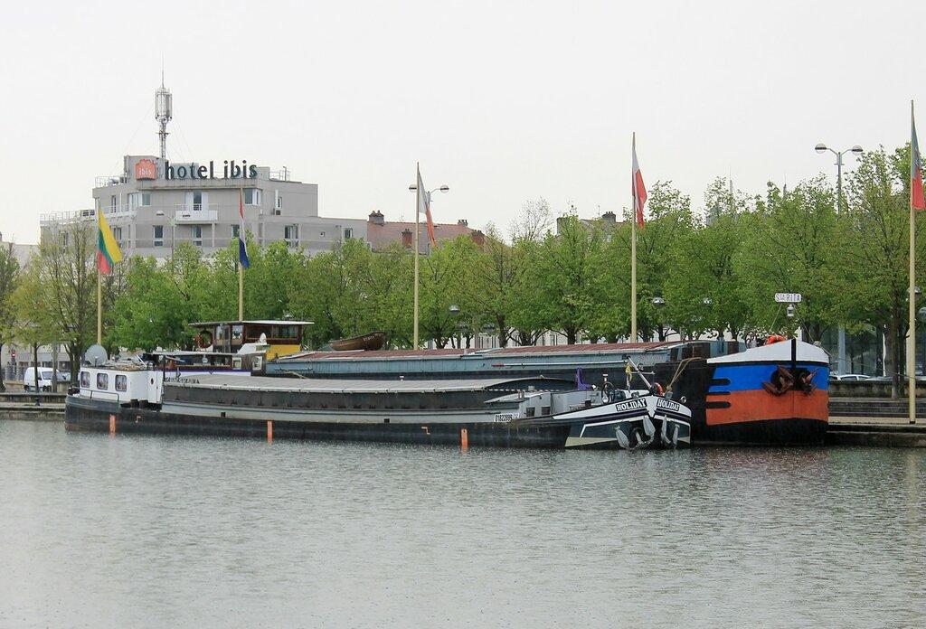 Нанси. Канал Марна-Рейн (Canal de la Marne au Rhin)