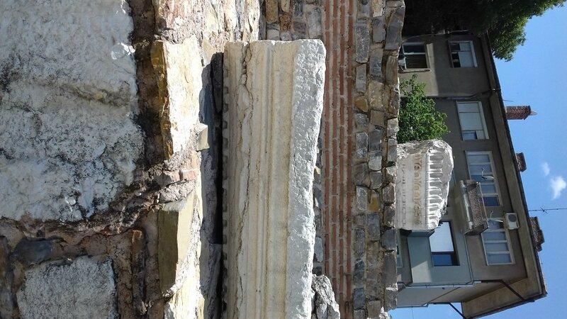 Стара Загора. Виды города