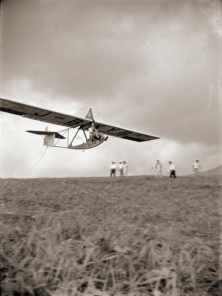 Dagling Glider Slingsby Primary, 1930s Japan
