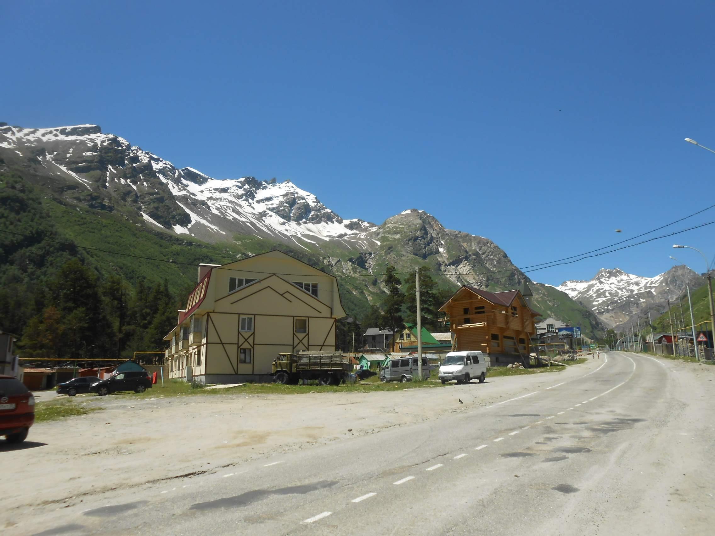 Фото НЛО в горах