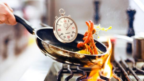 5 рецептов блюд за 5 минут (6 фото)