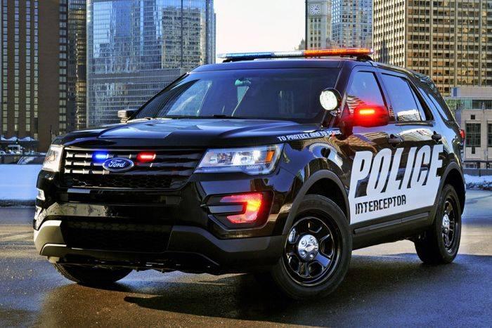 Chevrolet Tahoe PPV Ещё одна версия полицейского перехватчика, доступная в моно– и полноприводной мо