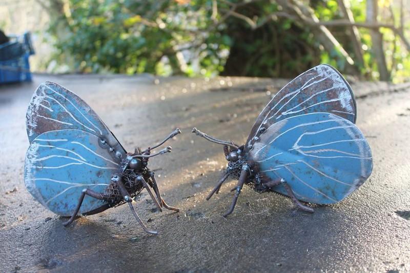 2. Бабочки