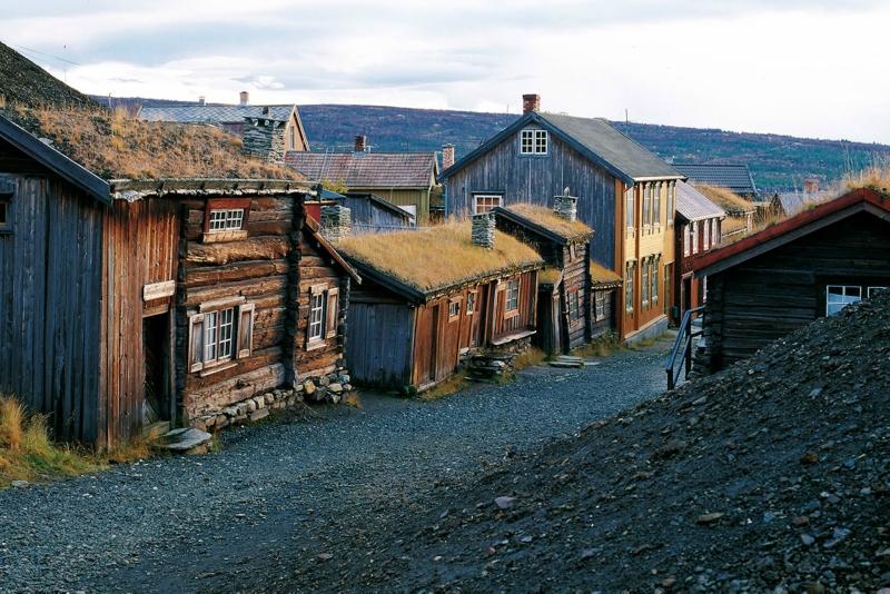 Достопримечательности Норвегии: Рерус