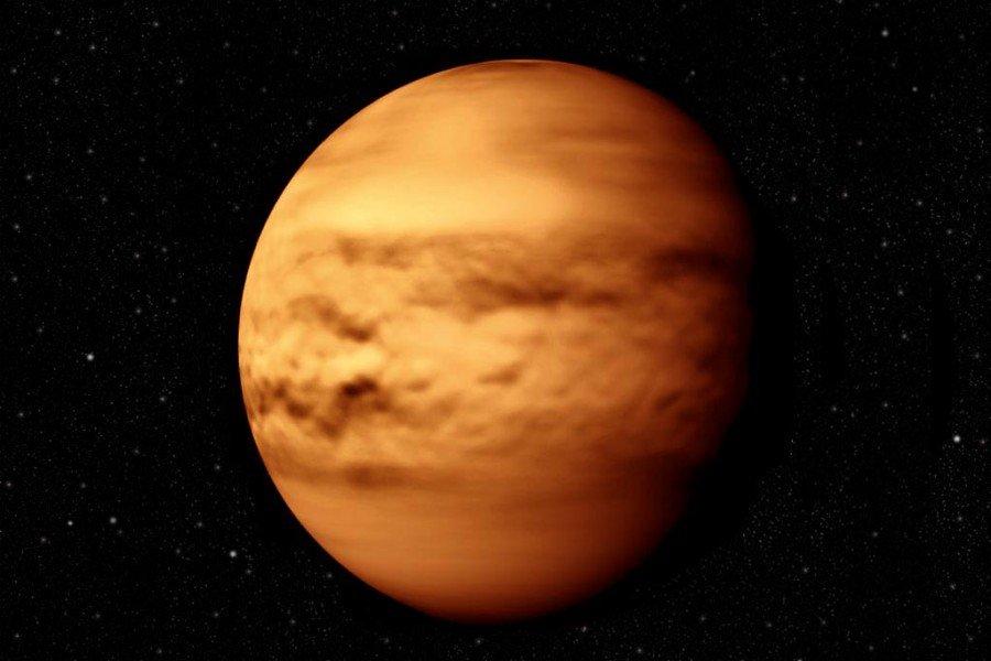 «Электрические ветра» оставили Венеру без воды— Исследование