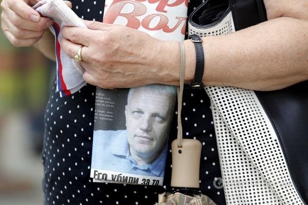 Впредставительстве ООН назвали расследование убийства Шеремета «тестом для Украины»