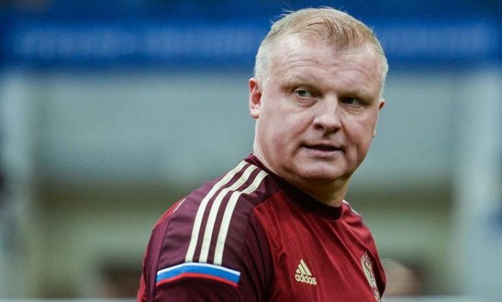 Сергей Павлов покинул пост основного тренера тульскогоФК «Арсенал»
