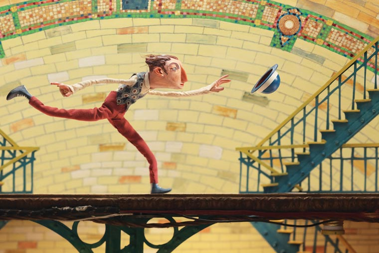 Red Nose Studio - The beautiful poetic creations of Chris Sickels