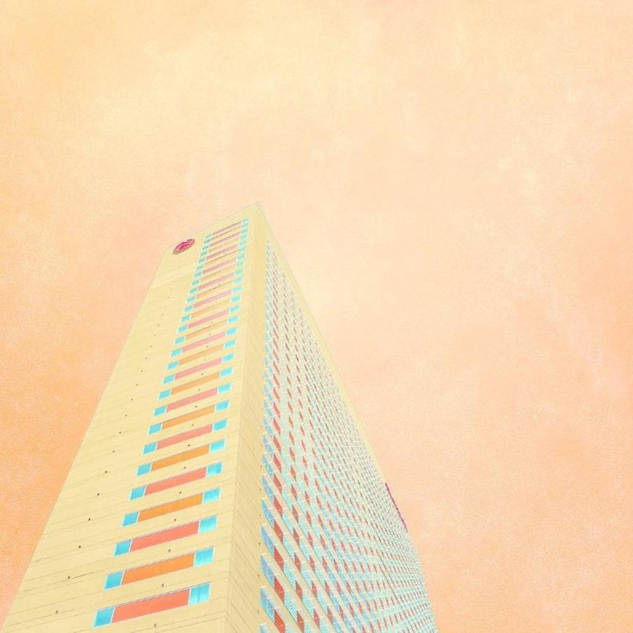 Candy-Colored & Pearly Pieces of Architecture
