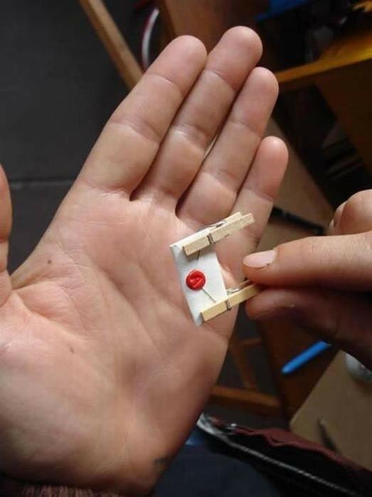 Самая маленькая почта в мире (фотографии)