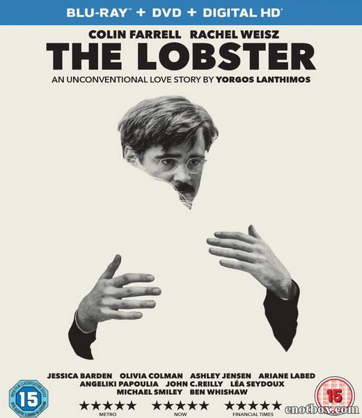 Лобстер / The Lobster (2015/BD-Remux/BDRip/HDRip)