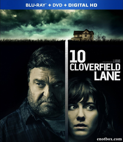 Кловерфилд, 10 / 10 Cloverfield Lane (2016/BDRip/HDRip)