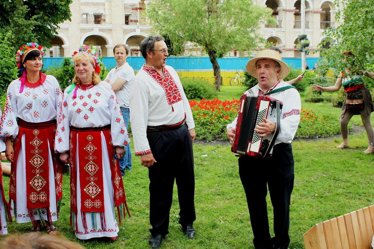 Исполнители украинских песен