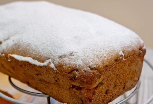Домашний кекс без изюма
