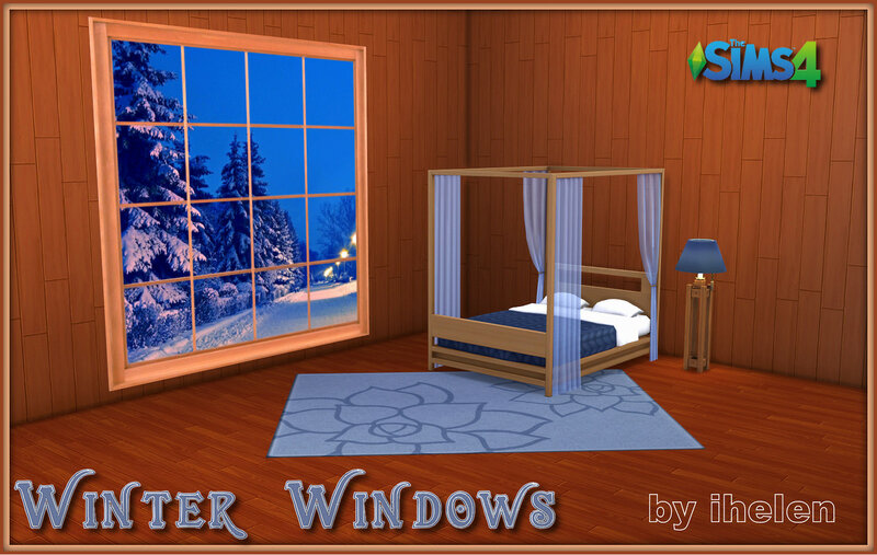 Winter Windows by ihelen