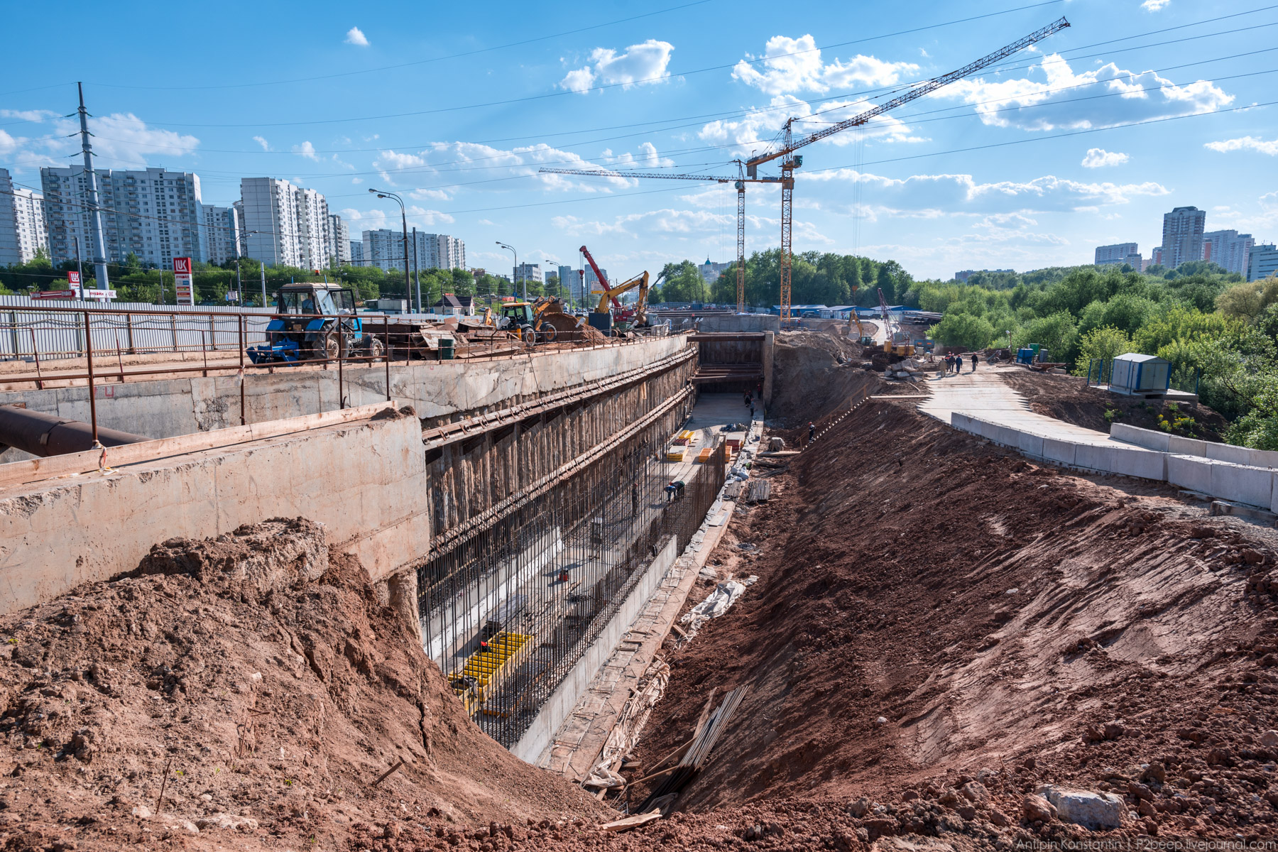 новая схема метро москвы на земное