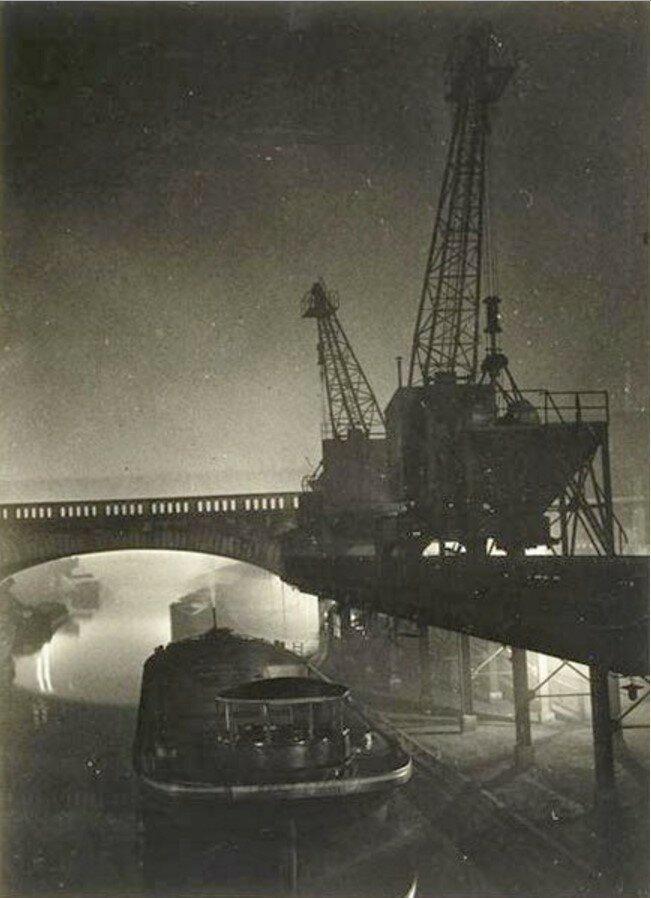 1932. Канал Сен-Дени