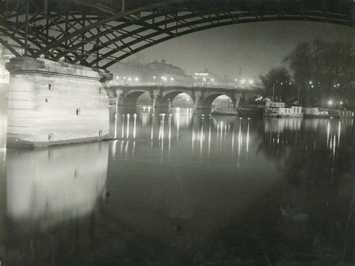 1933-1935. Вид Пон-Нёф с Моста Искусств
