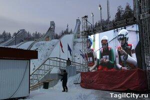 Нижний Тагил,спорт,тренировки,лыжи,прыжки,кубок мира,трамплины