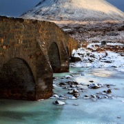 Мост каменный