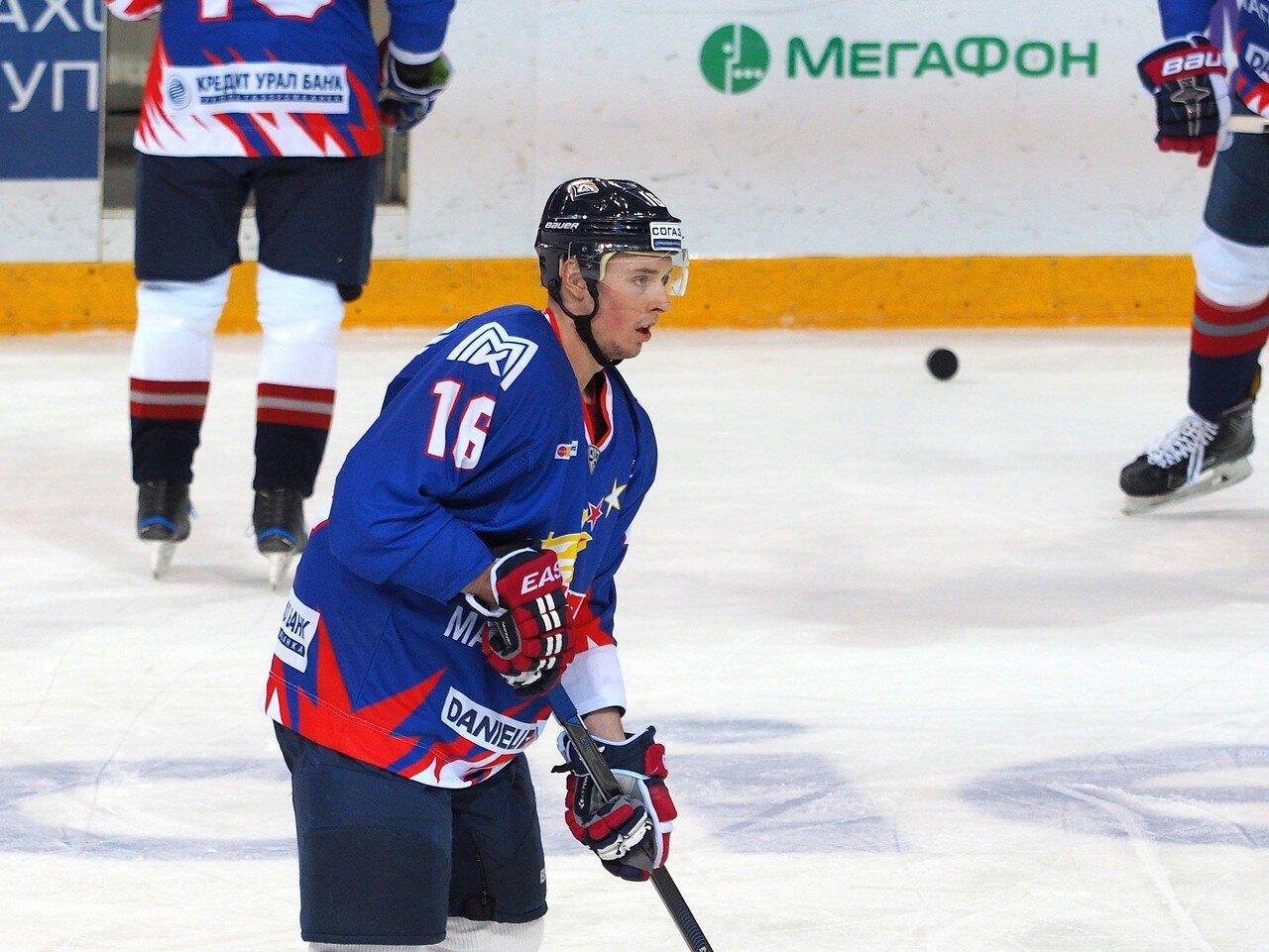 38Металлург - Спартак 13.01.2017