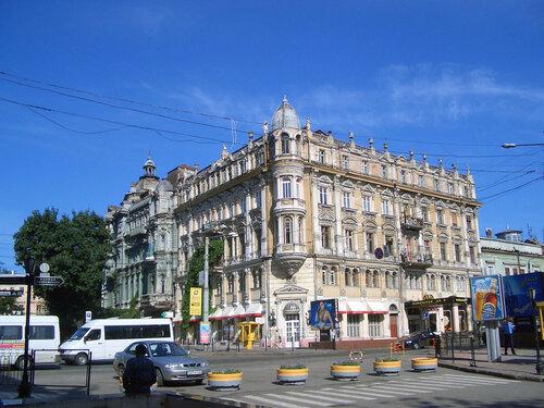 Центральная часть Одессы может быть включена в наследие ЮНЕСКО