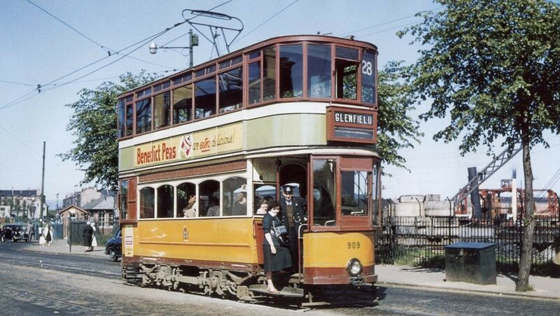 1956 Glasgow Corporation Tramcar.jpg