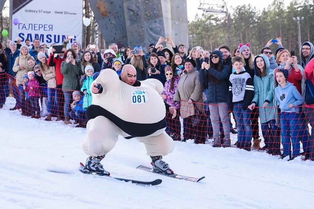 «Горнолужник-2017» в Красноярске