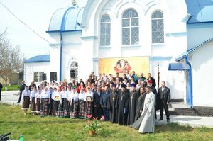 Festivalul pascal al raionului Glodeni s-a desfășurat în satul Cuhnești.