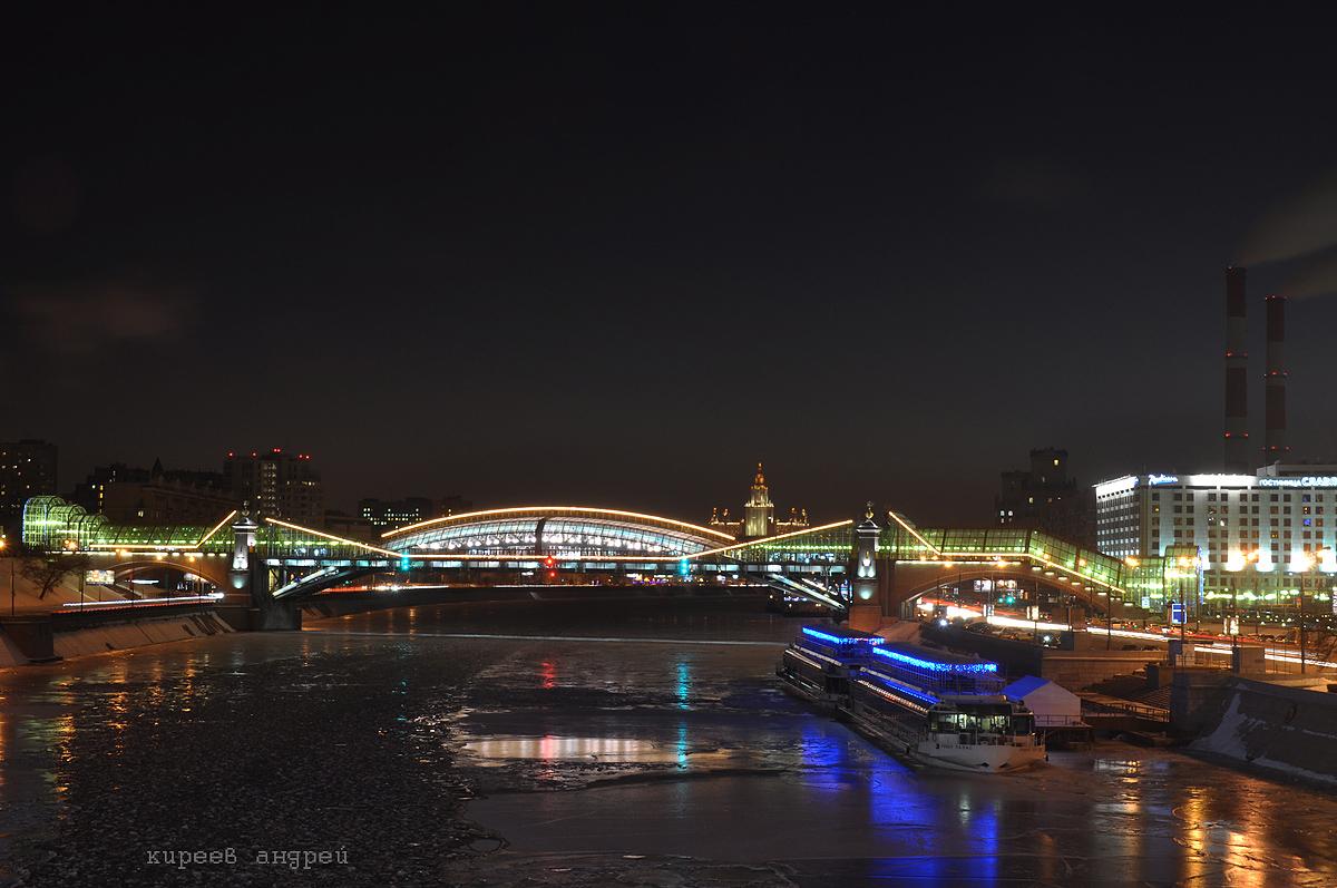 Мост Богдана Хмельницкого.