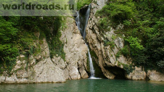 Агурские_водопады_Agurskie_vodopady