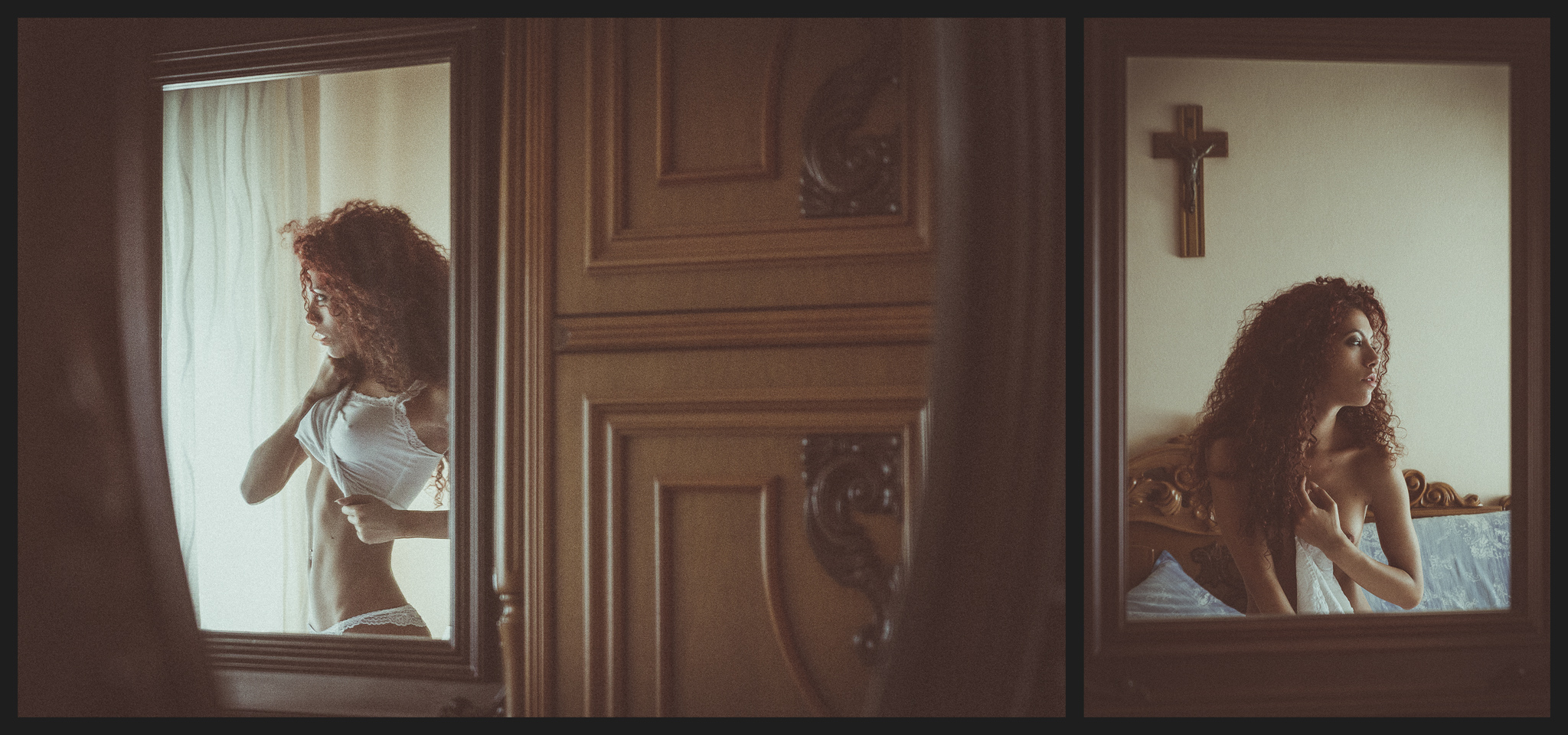 A midsummer morning tale / Gabriele Rescaldani