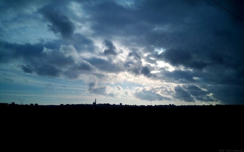Cloudscape Ivan Shashlov Иван Шашлов