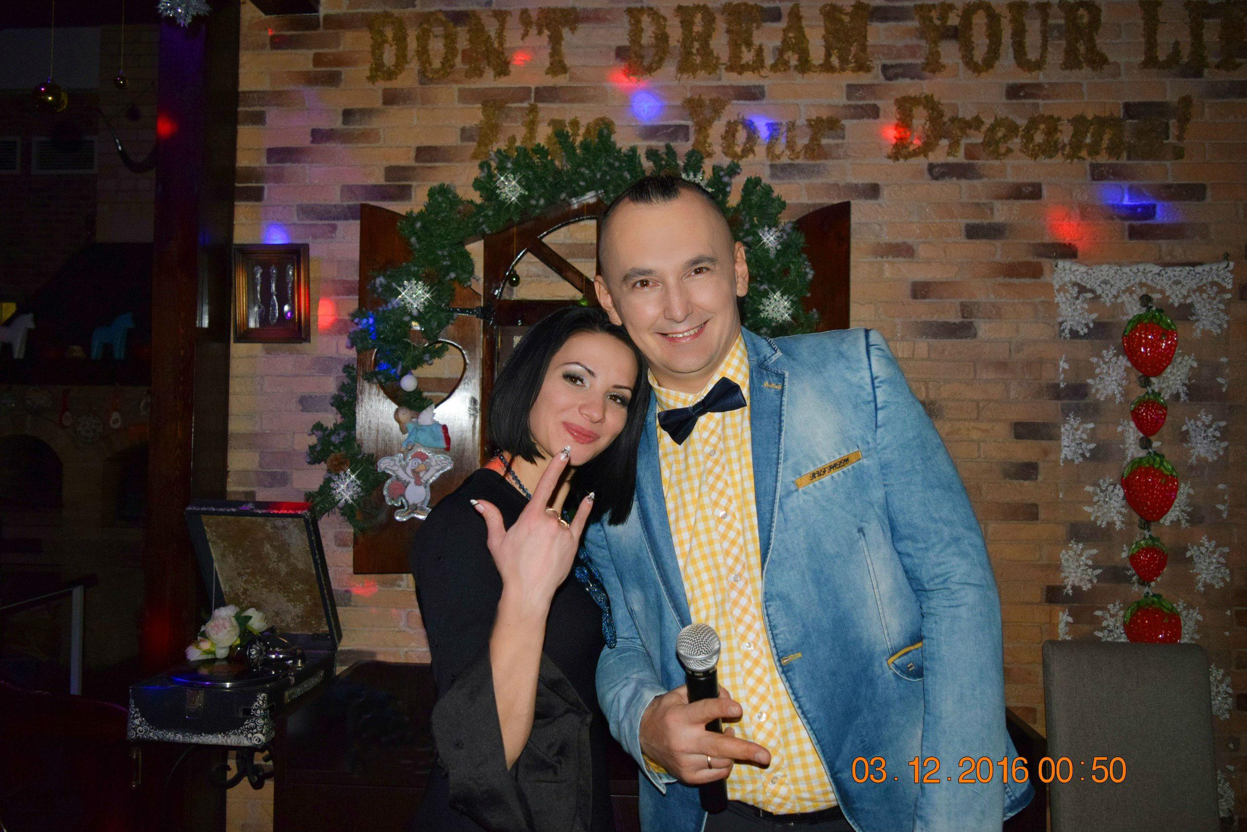 2 декабря 2016 г. Волгоград. ресторан Лакомка. Проведение торжества в честь дня рождения Натальи.  Пусть все Ваши мечты сбываются! Будьте счастливы!