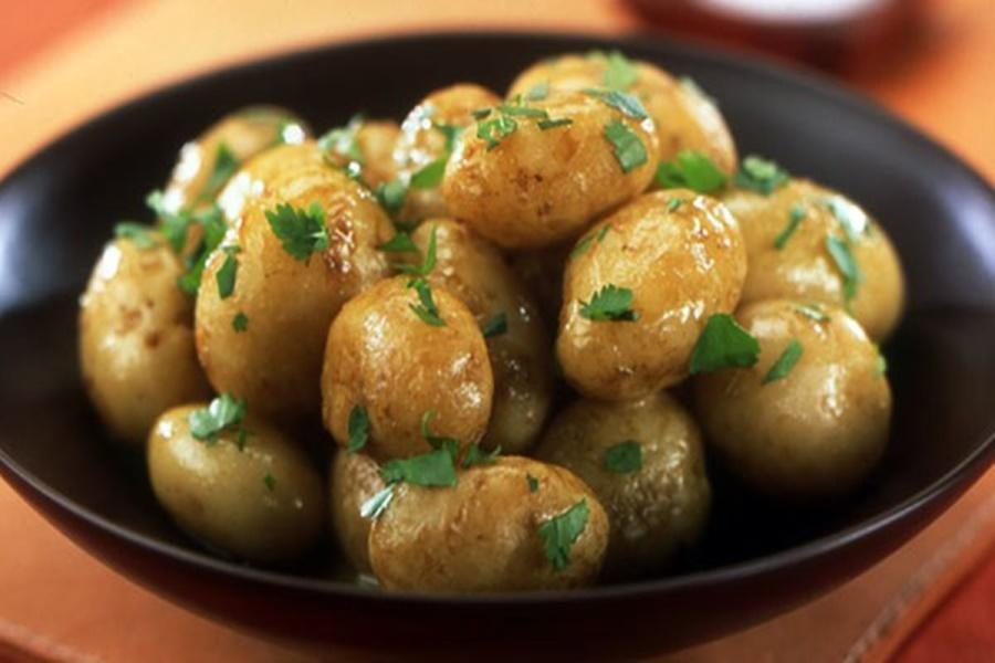Королевский картофель